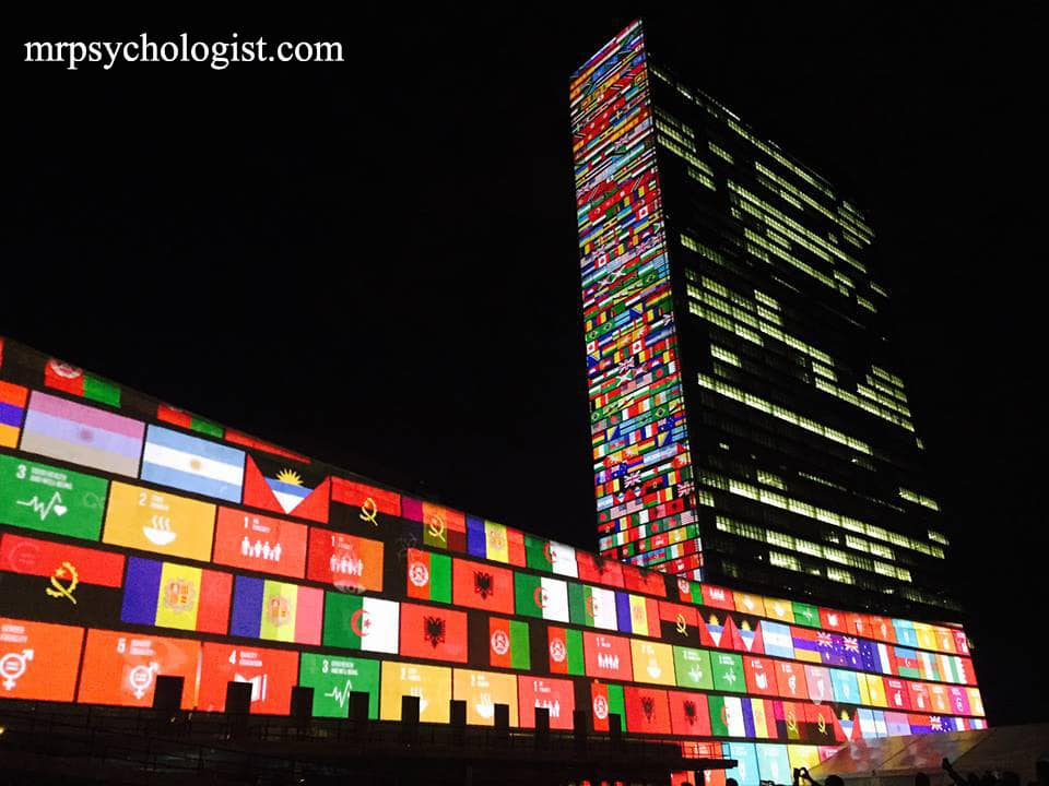 دهمین روز روانشناسی سازمان ملل ۲۰ آوریل ۲۰۱۷ برگزار میشود