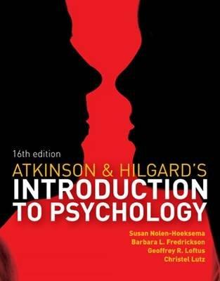کتاب زمینهی روانشناسی اتکینسون و هیلگارد
