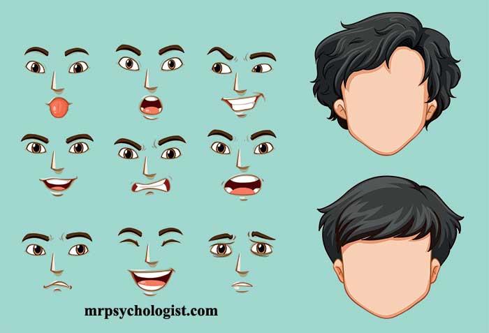 خالتهای چهره در Body Language