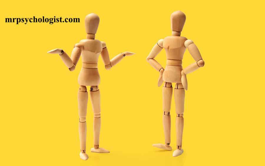 زبان بدن چیست - Body Language