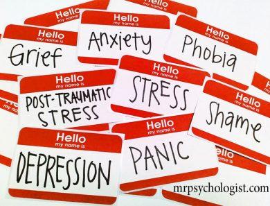 همایندی اختلالات روانی یا Comorbidity