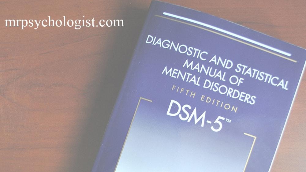 کتاب DSM 5 راهنمای تشخیصی و آماری اختلالات روانی