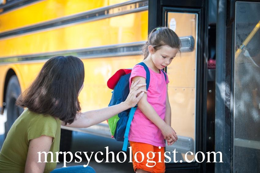 ترس از مدرسه یا فوبیای مدرسه