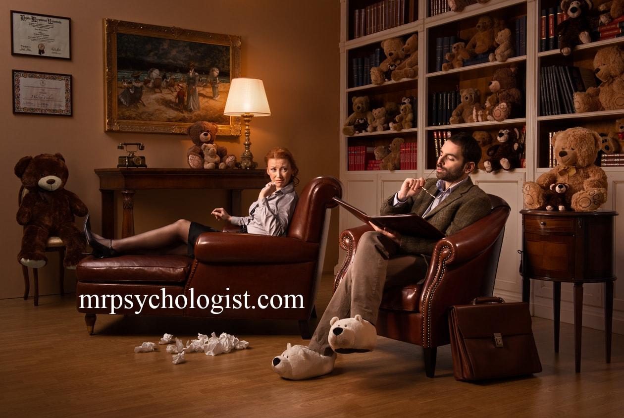 ویژگیهای یک روانشناس خوب