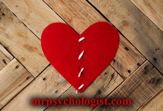 چگونه شکست عشقی را فراموش و درمان کنیم