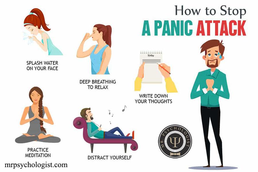چگونه از اختلال وحشتزدگی یا Panic Attack جلوگیری کنیم؟