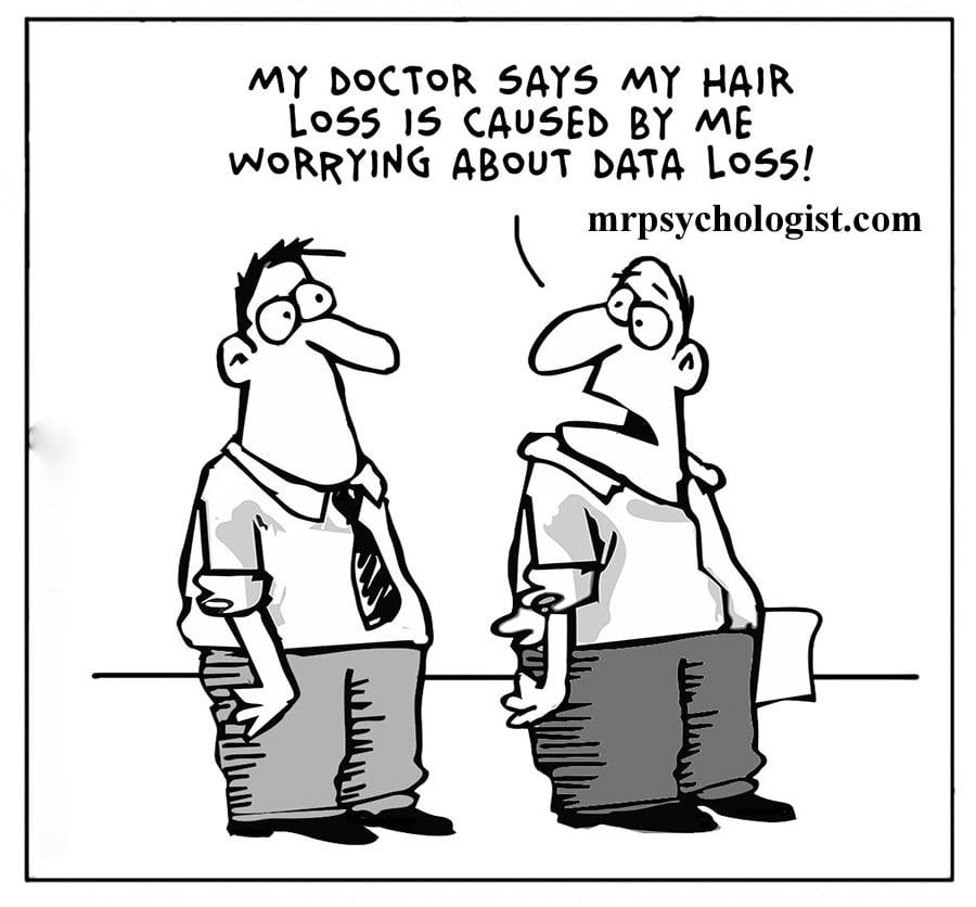 اختلال احتکار اطلاعات یا Information Hoarding