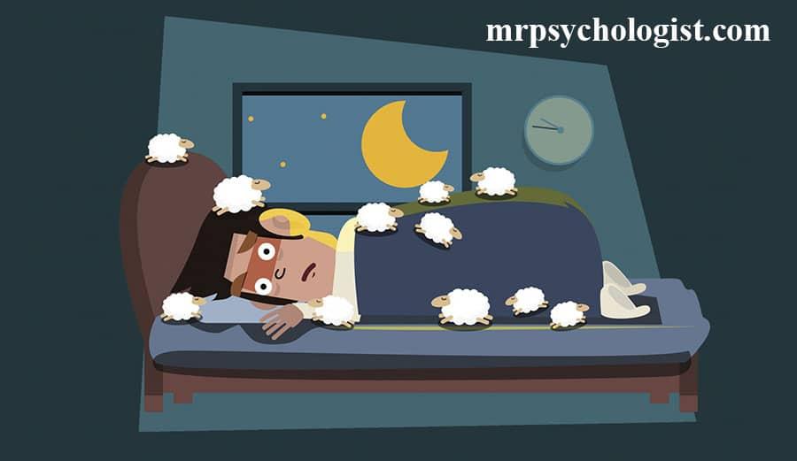 اختلال بی خوابی یا اینسومنیا - Insomnia
