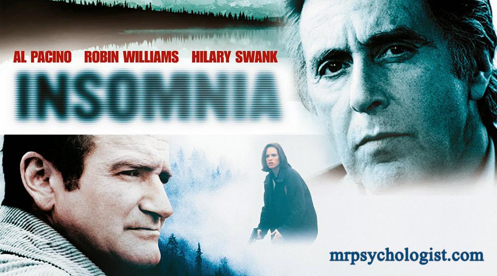 نقد روانشناسی فیلم بیخوابی Insomnia