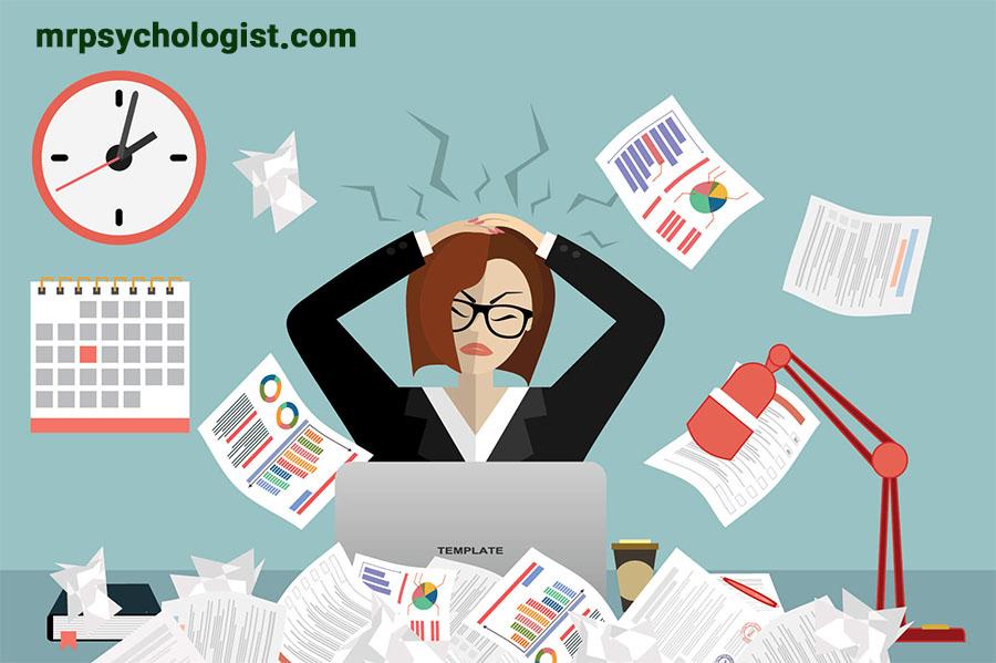 ۵ راهکار برای کم کردن استرس شغلی