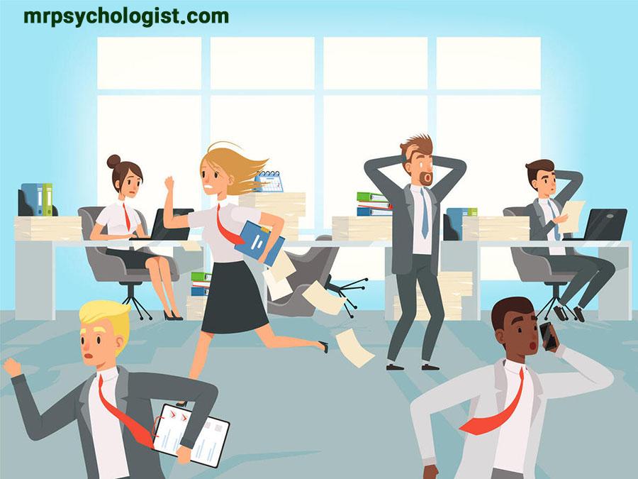 راهکارهای عملی برای کاهش استرس شغلی