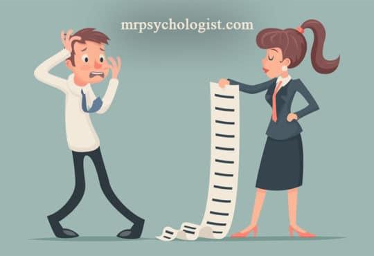 اختلال شخصیت وسواسی اجباری - Obsessive Compulsive Personality Disorder