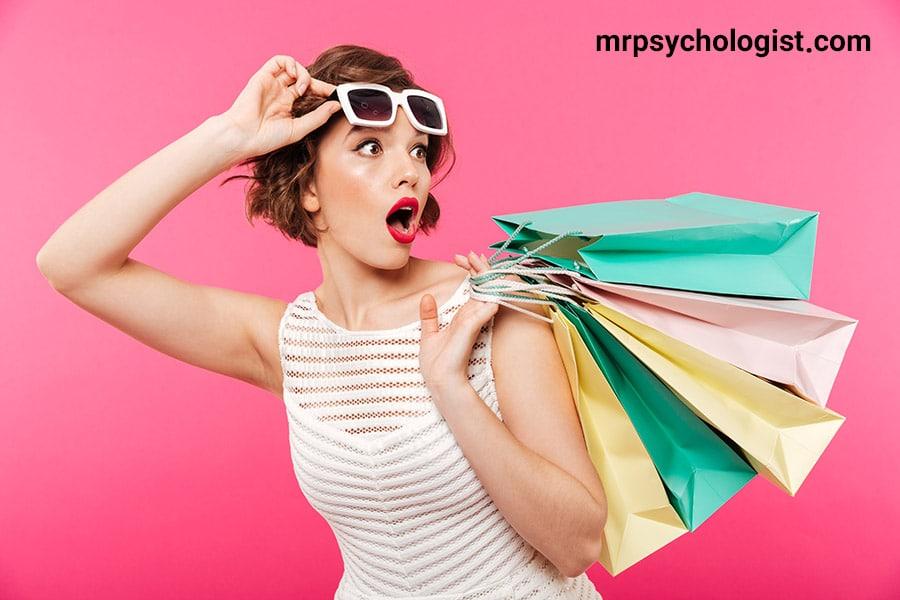 جنون خرید کردن یا اعتیاد به خرید چیست؟