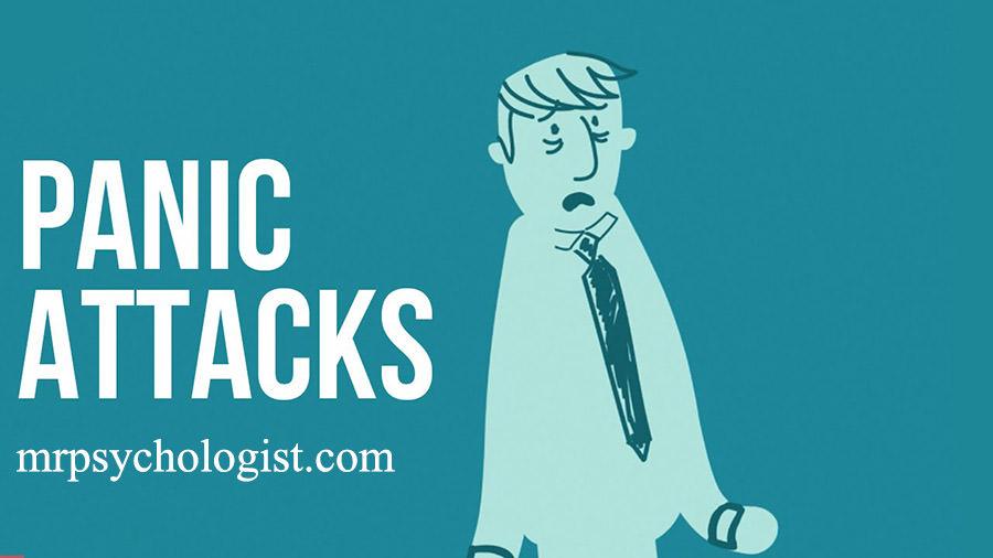 اختلال وحشتزدگی یا Panic Attack