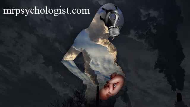 تاثیر آلودگی هوا بر اعصاب و روان - تاثیر روانی آلودگی هوا