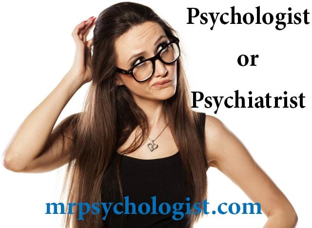 روانشناس یا روانپزشک