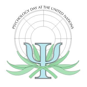 نماد روز روانشناسی در سازمان ملل