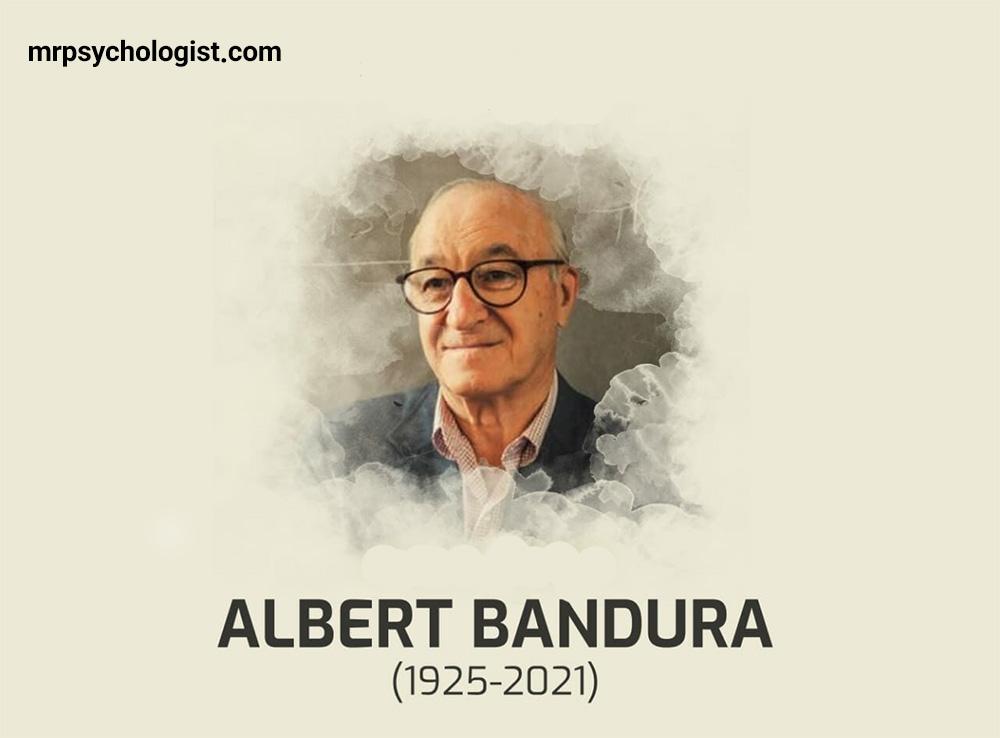 بیوگرافی و زندگینامه آلبرت بندورا