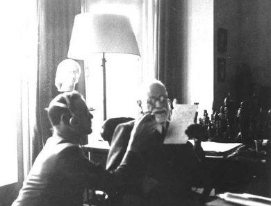 فایل صوتی مصاحبهی بی بی سی با زیگموند فروید، پدر روانکاوی در ۱۹۳۹