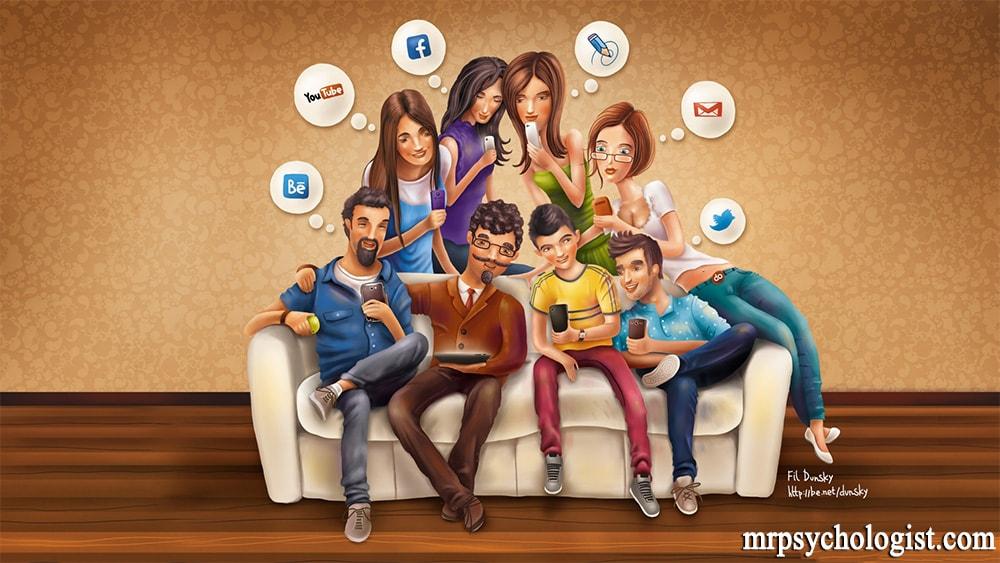 اثرات منفی شبکههای اجتماعی چیست و چگونه از آنها جلوگیری کنیم.