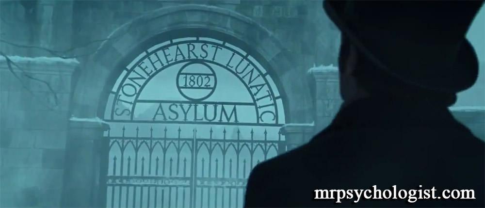 نقد روانشناسی فیلم تیمارستان استونهرست یا Stonehearst Asylum