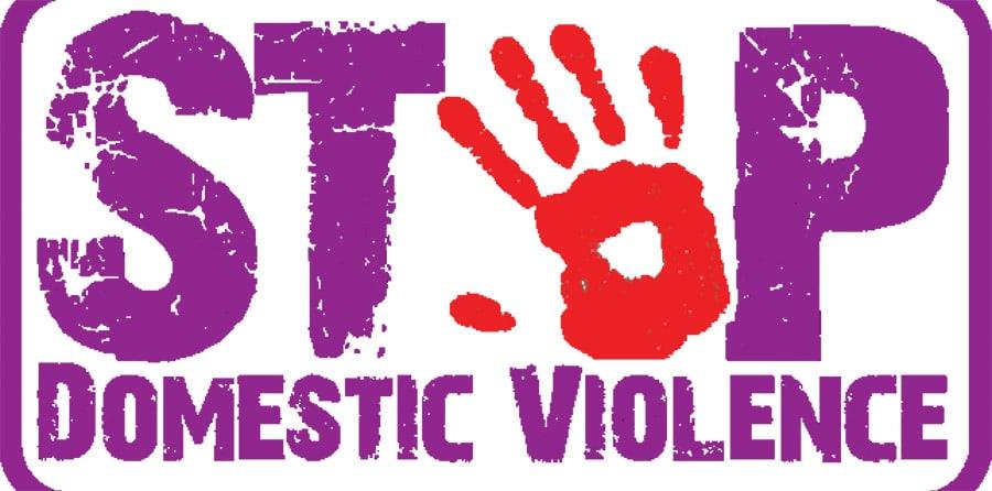 نه به خشونت خانگی