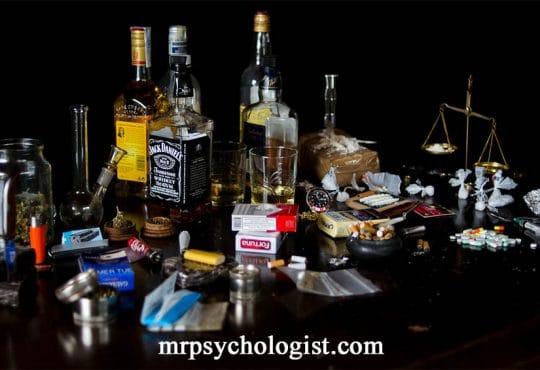 اختلالات اعتیادی و مرتبط با مواد یا Substance-related and addictive disorders