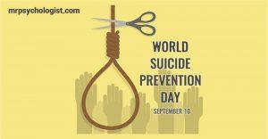 روز جهانی پیشگیری از خودکشی (World Suicide Prevention Day)