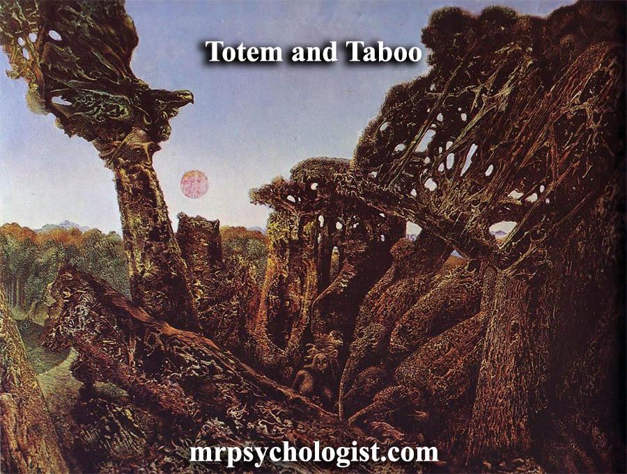 کتاب توتم و تابو – Totem and Taboo
