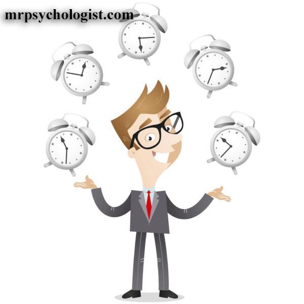 مدیریت زمان در توییتر